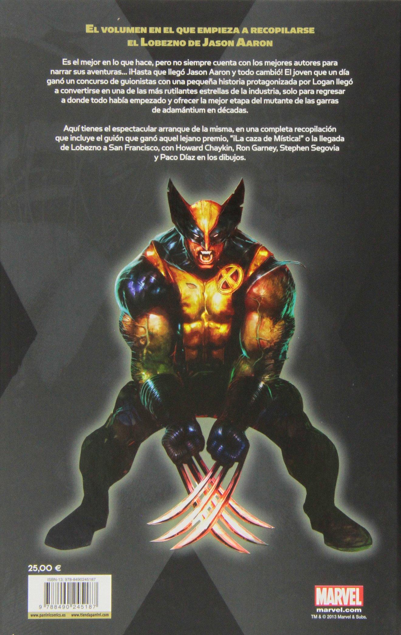 Lobezno 3. Destino Manifiesto Marvel Deluxe - Lobezno: Amazon ...