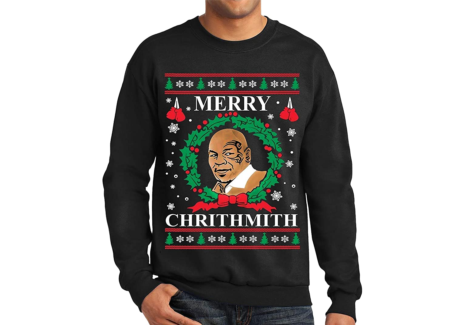 Merry Christmas Mike Tyson Language Wwwtopsimagescom