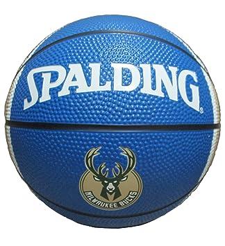 Game Master NBA Milwaukee Bucks Mini - Balón de Baloncesto ...