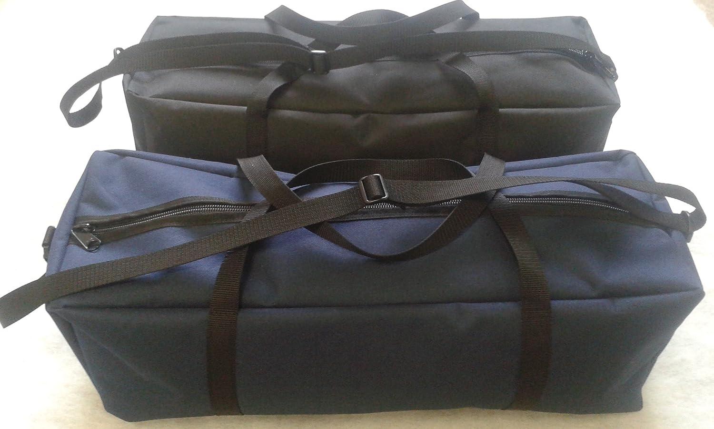 Genesis Universal Stroller Travel Bag Unpadded in Blue Midwater Luggage