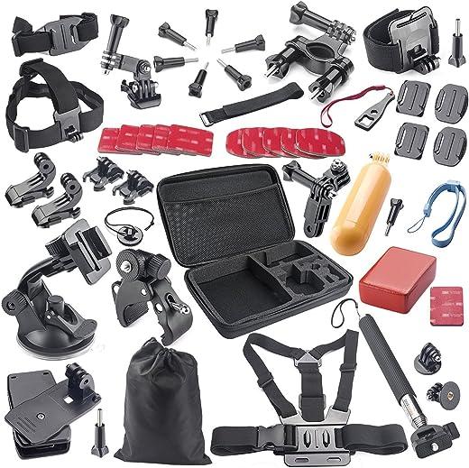 طقم اكسسوارات كاميرة جو برو (39 قطعة)