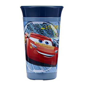 The First Years Disney/Pixar Cars Simply Spoutless Cup, Cars, 9 Ounce