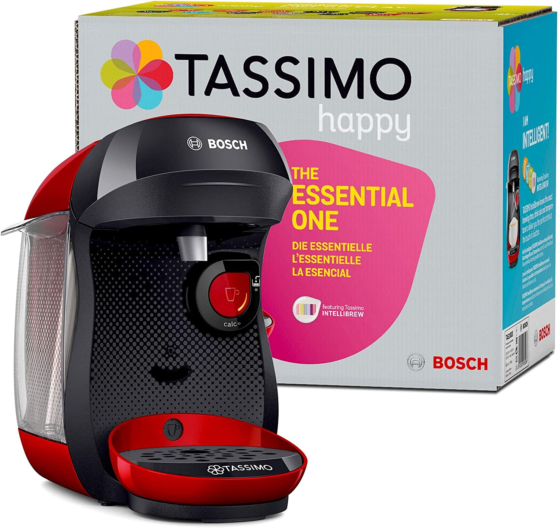 Kleine Kaffeemaschine - Tassimo Happy Kapselmaschine