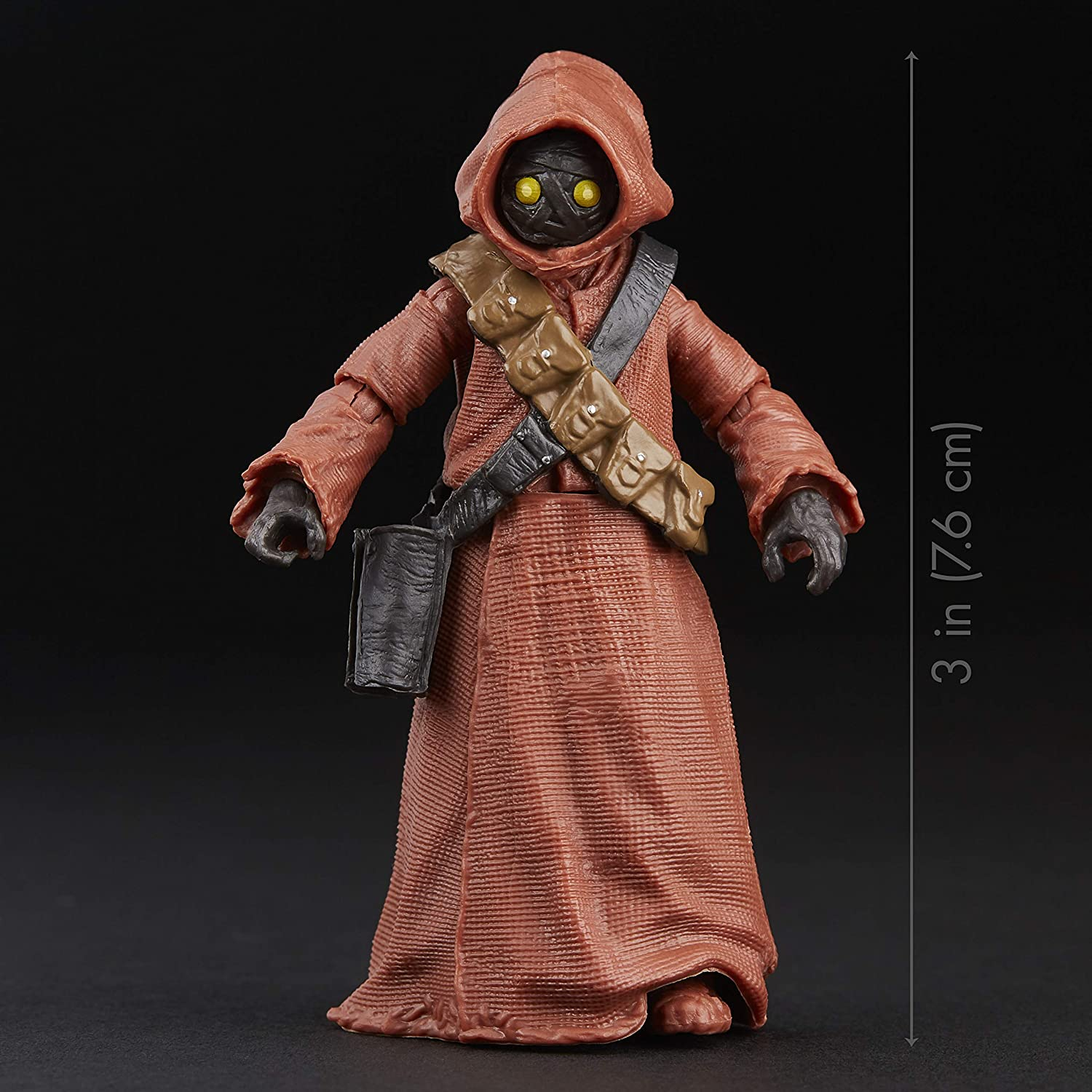 Toys for Kids Ages 4 and Up A New Hope Jawa Toy Star Wars The Vintage Collection Star Wars 3.75-inch Scale Action Figure