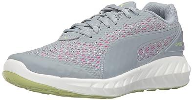 PUMA Women s Ignite Ultimate Layered WN s Running Shoe Quarry Pink Glow ... 1c65b2079