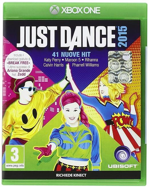 26 opinioni per Just Dance 2015