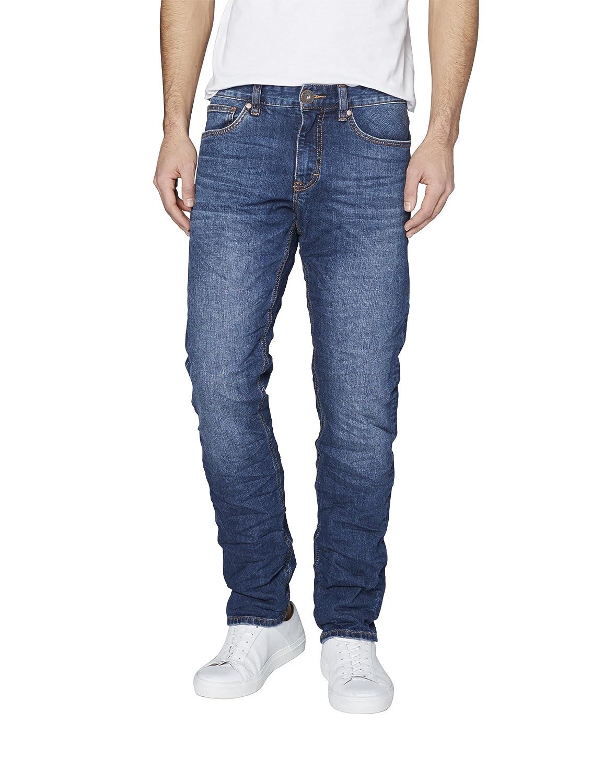 TALLA 31W / 30L. Colorado Denim Tapered Jeans, Hombre