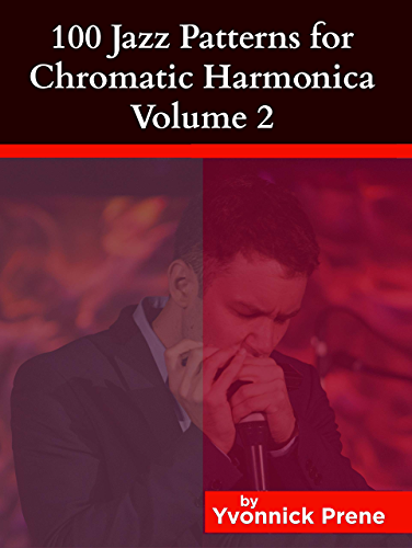 100 Jazz Patterns for Chromatic Harmonica Volume 2:  Audio Examples (English Edition)