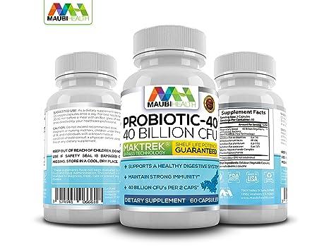 Amazon.com: Probiótico Avanzado Soporte | Suplemento de ...