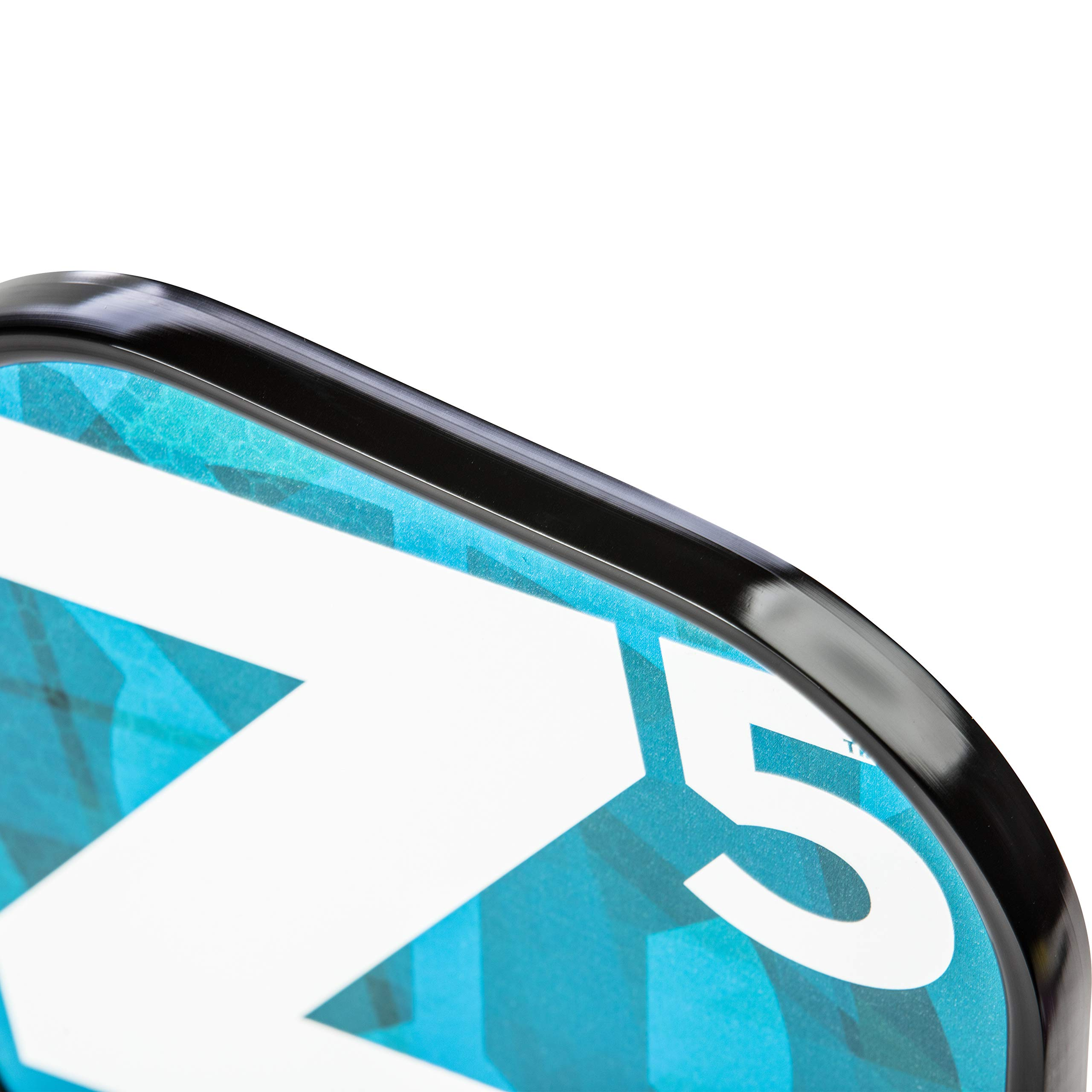 Onix Z5 Graphite Pickleball Paddle and Paddle Cover (Mod Blue) | Gift Pack by Onix (Image #4)