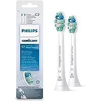 Philips Sonicare C2 Premium Plaque Defence - 2 Stuks - Voor grondige tandplakverwijdering - Selecteer automatisch de…