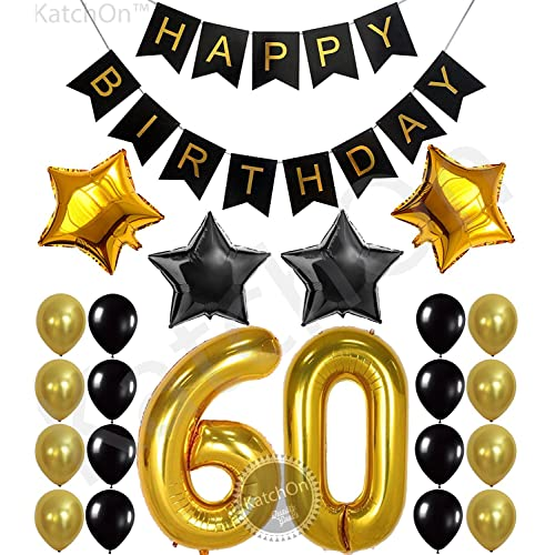 60th BIRTHDAY PARTY DECORATIONS KIT