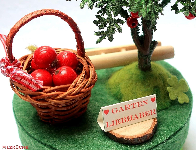 Garten Liebhaber Geldgeschenke Verpacken Filz Amazon De Handmade