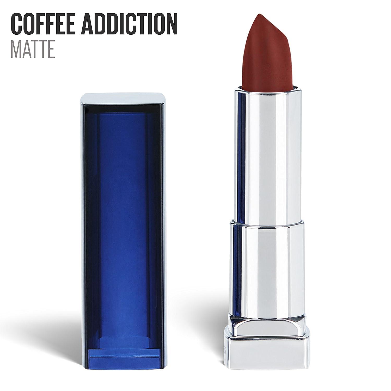 Maybelline New York Color Sensational Nude Lipstick, Matte Lipstick, Gone Griege, 0.15 oz YAU02522