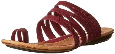Merrell Solstice Slice Sandal - Womens Beet Red 5