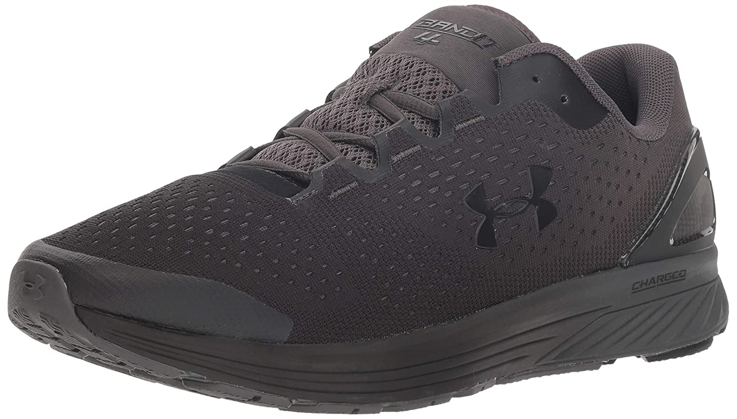 Under Armour 42 Charged Bandit 4, Charged Bandit 4 Homme 42 Armour EU|Black (008)/Charcoal 787e35
