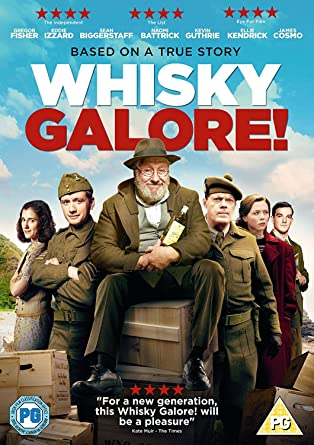 Whisky Galore [DVD]
