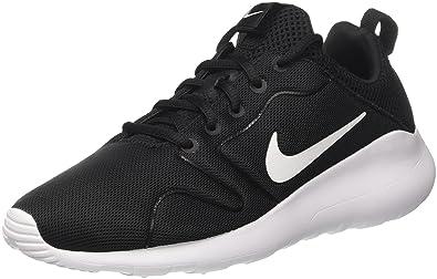 Nike Men s Kaishi 2.0 Black White Running Shoes-9 UK 44 Euro (833411 ... f10f55009
