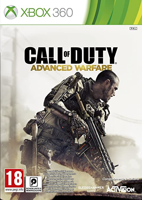 40 opinioni per Call of Duty: Advanced Warfare- Xbox 360