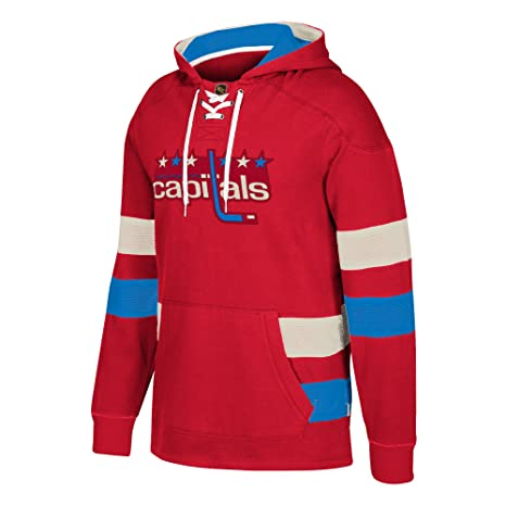 Buy NHL Washington Capitals CCM Pullover Jersey Hood e4352b483