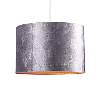 Debenhams home collection leaf print lamp shade