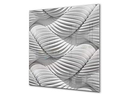 Amazon.com: Cristal endurecido - Diseño de cristal impreso ...
