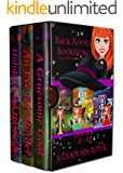Back Room Bookstore Cozy Mystery Boxed Set: Books 4 - 6