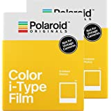 Polaroid Originals Color Film for i-Type - Twin Pack