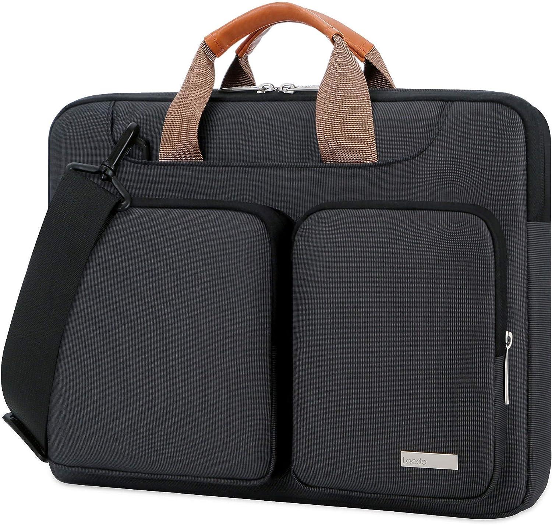 Panda Shoulder Shockproof Laptop Bag Laptop Sleeve Case Ultra-Slim Laptop Computer Pouch Bag 13//14//15.6 Inch