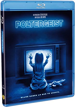Poltergeist: Edicion 25 Aniversario Blu-Ray [Blu-ray]: Amazon.es ...
