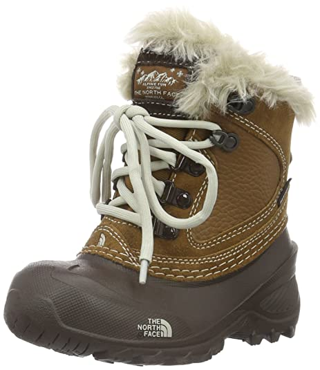 bota north face niño