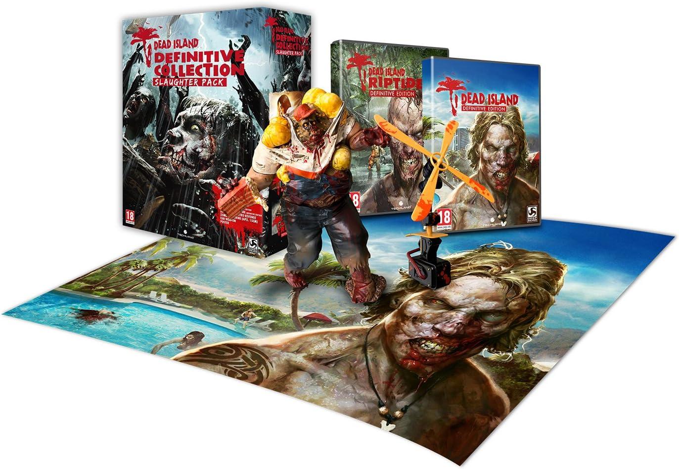 Dead Island: Definitive Collection - Slaughter Pack: Amazon.es: Videojuegos
