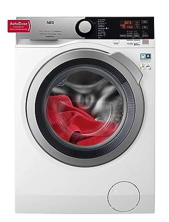AEG L7FE78695 Waschmaschine AutoDose automatische Waschmitteldosierung ProSteam Auffrischfunktion 9 kg Leise Mengenautomatik