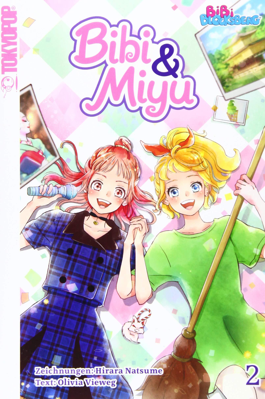 Deutsche Ausgabe Bibi /& Miyu Band 2 Tokyopop Manga