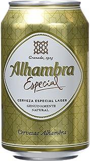 Alhambra Cerveza - Paquete de 12 x 330 ml - Total: 3960 ml