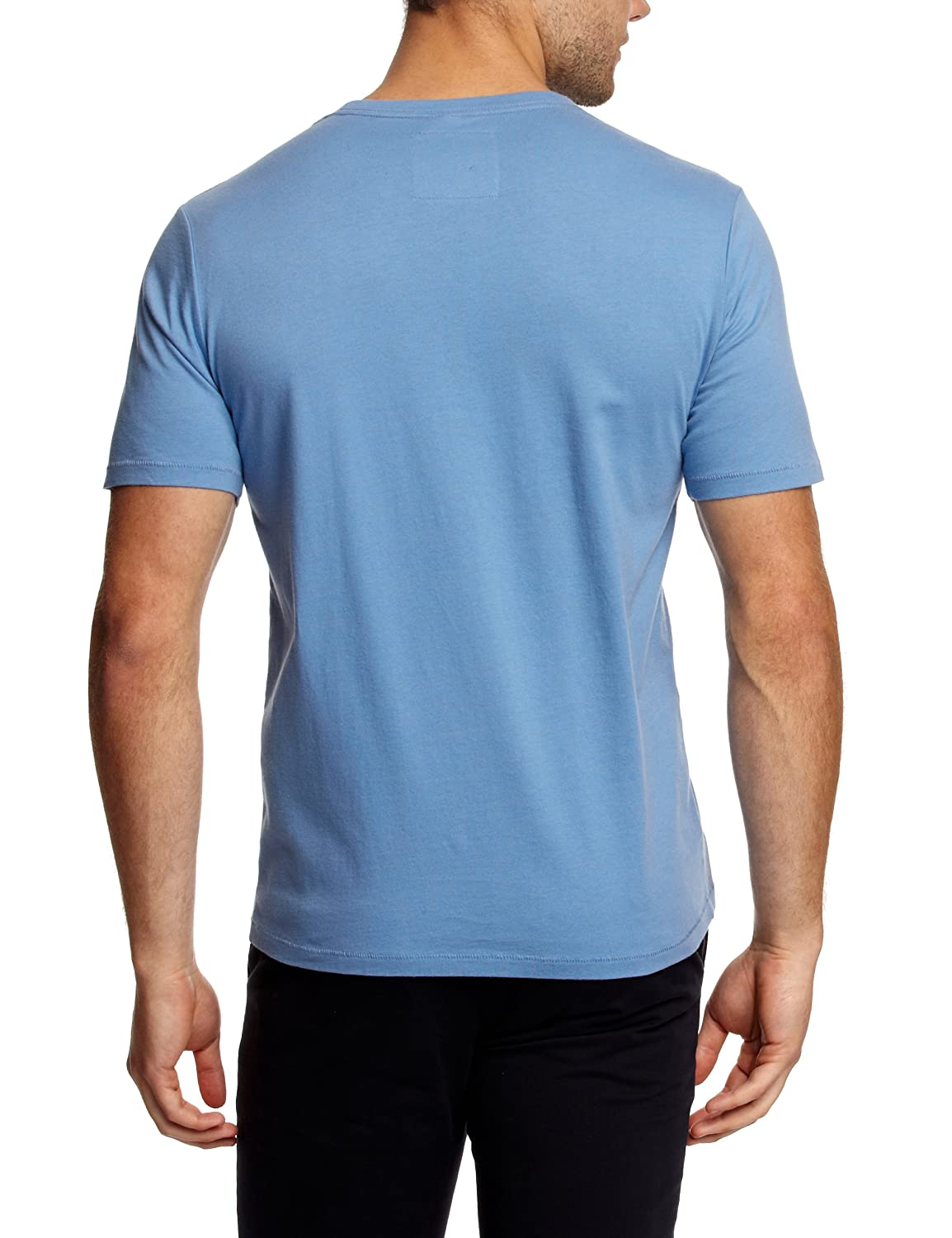 Dockers Herren T-Shirt Slim Fit Graphic Tee 20194, Gr. 48/50 (M), Blau (Ascan  Blue 0012): Amazon.de: Bekleidung