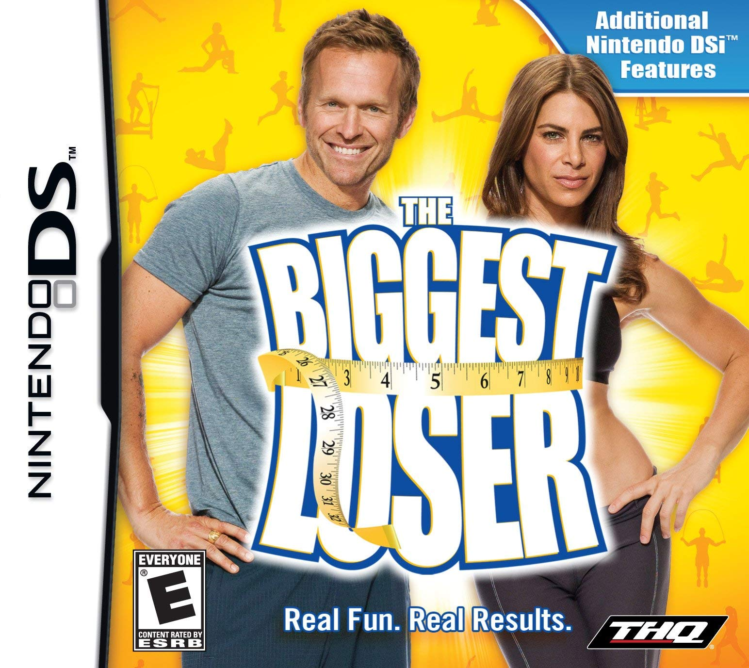 Biggest Loser - Nintendo DS (Certified Refurbished) by THQ (Image #1)