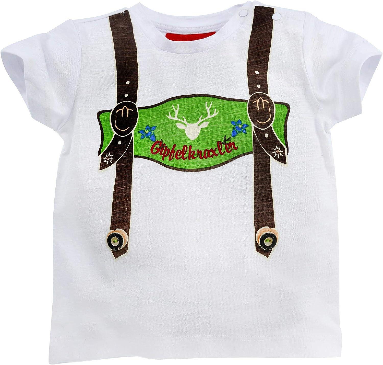Camiseta de bebé «Gipfelkraxler» de algodón I bonita ...