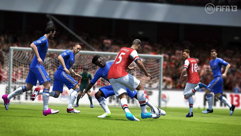 amazon com fifa soccer 13 nintendo wii u video games rh amazon com FIFA 13 Wii U Cover FIFA 14 Wii U