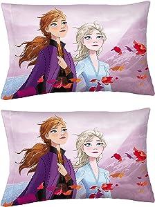 Franco Kids Bedding Set of 2 Super Soft Microfiber Reversible Pillowcase, 20