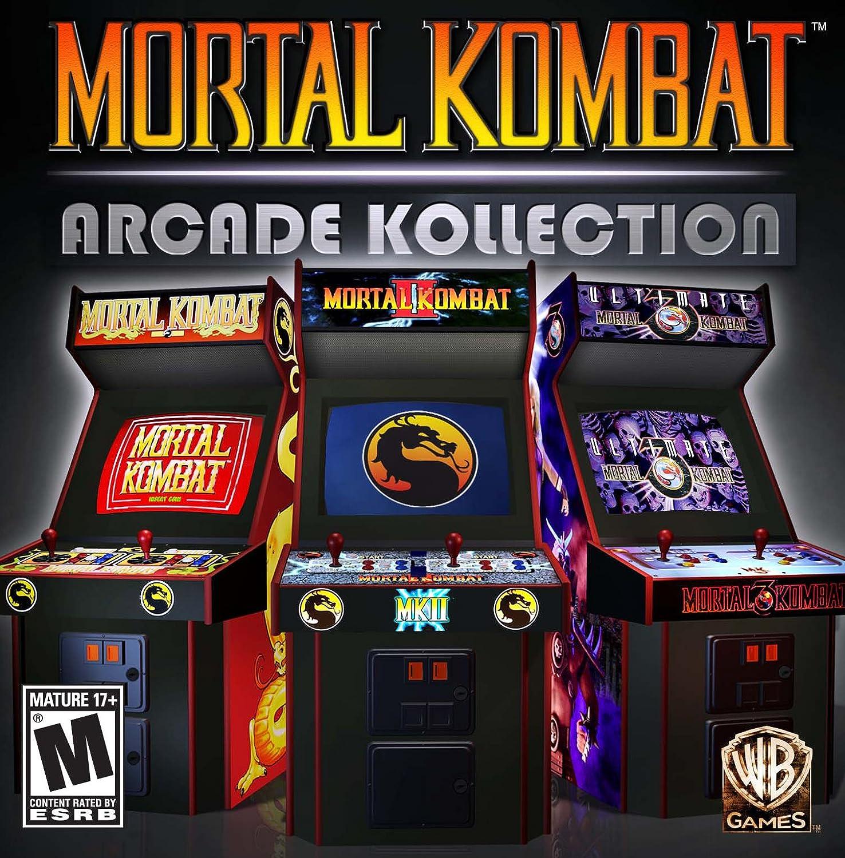 Amazon.com: Mortal Kombat Arcade Kollection [Download]: Video Games