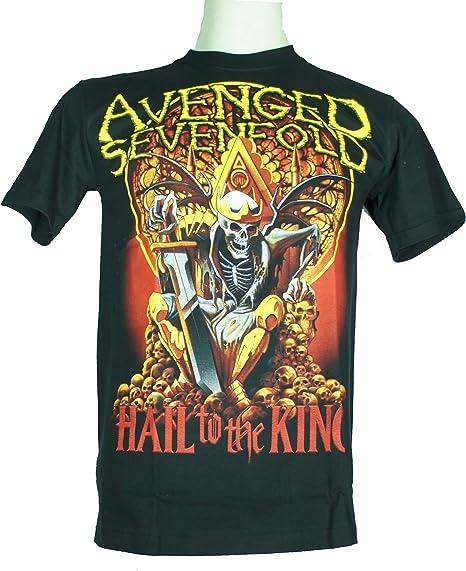 Avenged Sevenfold (Hail to the King) Tamaño Mediano M Nuevo ...
