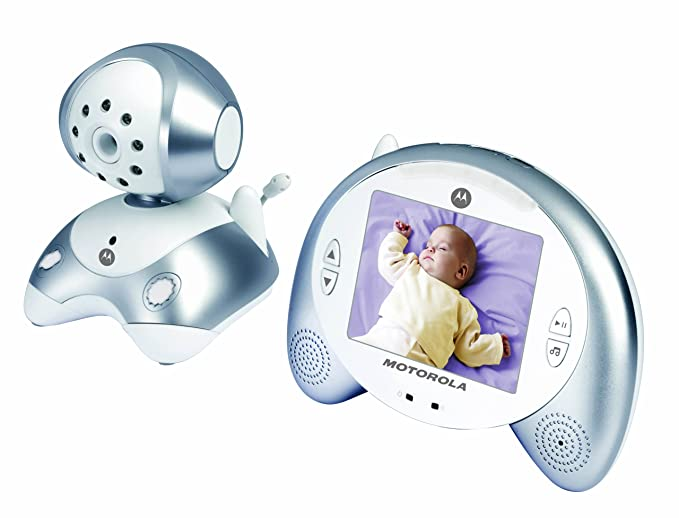 Motorola MBP 35 - Sistema de vigilancia para bebés con cámara: Amazon.es: Bebé