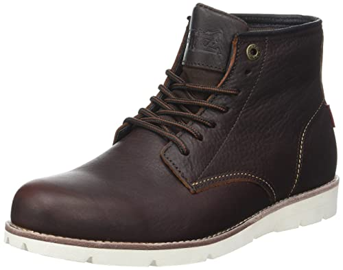 Levis Jax High, Botas Desert para Hombre, Marrón (Dark Brown 29),