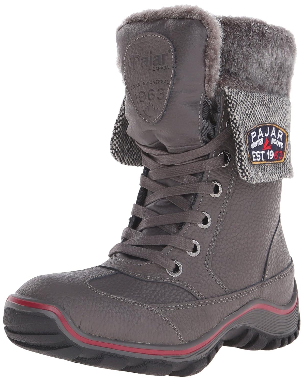 Pajar Women's Alice Boot B00PKIYEJ0 37 EU/6-6.5 M US|Grey
