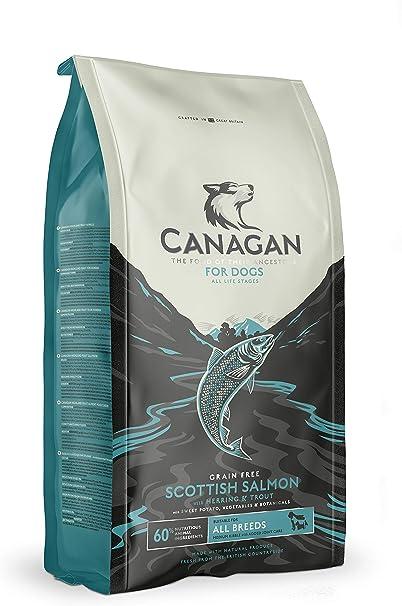 CANAGAN SCOTTISH SALMON regular 12 kg - CIBO SECCO PER CANI con ...
