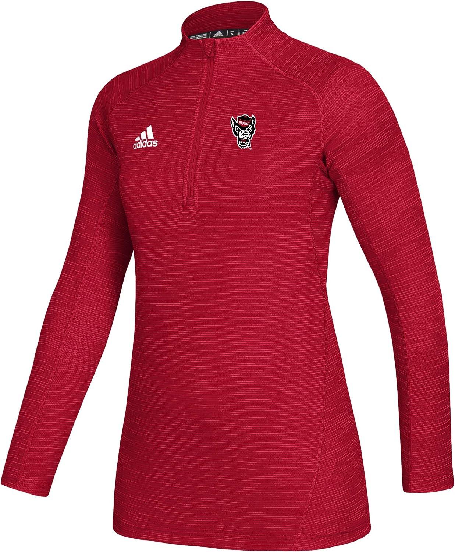 adidas NCAA free Womens Locker Room Game Mode 4 1 Classic Long Knit Zi Sleeve