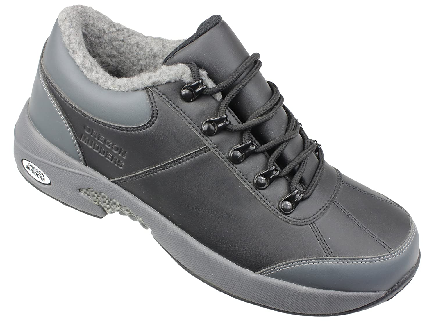 Oregon Mudders Mens CM400S Waterproof Oxford Golf Shoe with Spike Sole B0714536QZ 11 D(M) US