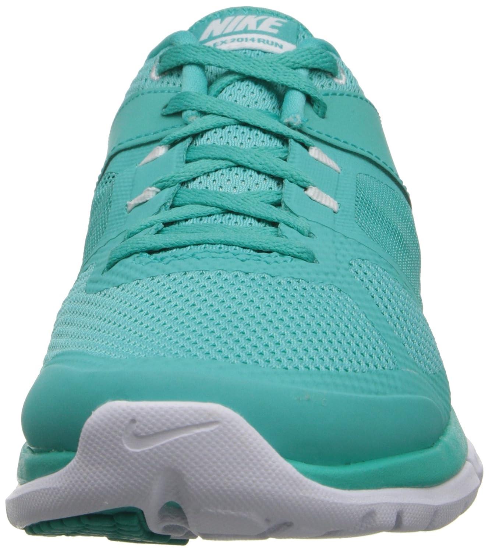 finest selection 6e520 9dfcb Nike Flex 2014 Rn, Baskets mode femme - Vert (Hypr Jd Mtlc Pltnm-Hypr  Trq-Wh), 36.5 EU  Amazon.fr  Chaussures et Sacs