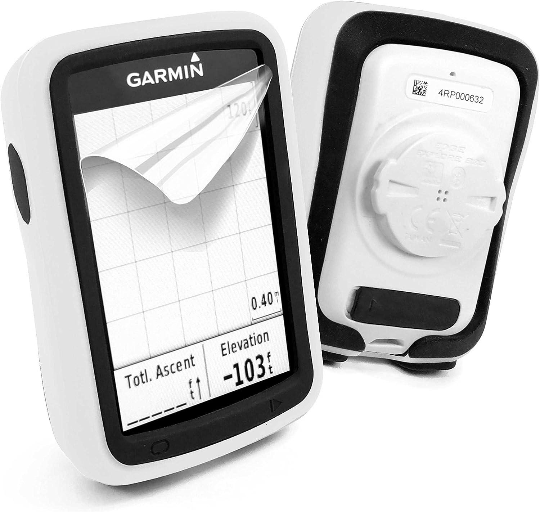 Garmin Silicon Edge820 Case White